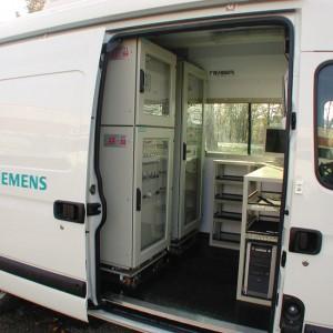 Customised Siemens vehicle | Ravasini